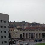 view to Plaza Espania
