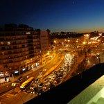 night on Plaza Espania