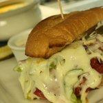 Award winner:  Best of Madison 2013 - 'Best Sandwich' category.