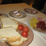 Desayuno restaurante el Papa