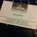 Sleepers Guest House York