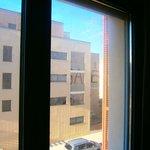 het raam