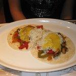 Tacos vegetales