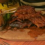 Apparently the best ever ribs!