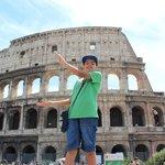 Boody in Rome