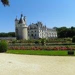 magnifique chateau  et jardins