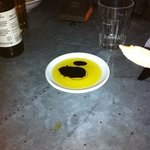 olive oil with balsamico!!!