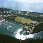 Port Douglas view from air