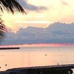 Sunset at Casa Marina