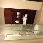 Bath area - Room 1036