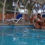 piscina térmica