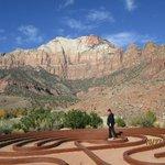 Flanigan's Hilltop Labyrinth