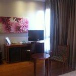 Fotos de mi habitación Silken Reino de Aragón