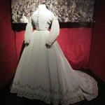 Prinsesse  Dagmars kjole hun bar ved afrejsen fra Danmark