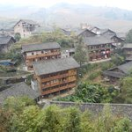 Ping'an, seen from above