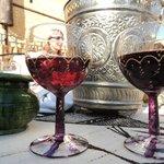 Hum!! delicieux le vin!!!