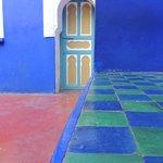 les couleurs du jardin Majorelle
