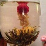fabulous flora tea, we could resist!