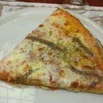 Trancio pizza napoletana