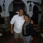 Chef Frederic & Mamy