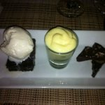 Dessert - Chocolate Trio