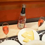 Rose' cava perfect for any Tapa!