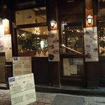 Restaurant Exeterior