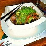 Szechuan Chicken Bowl