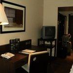 big, comfortable rooms