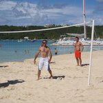 Volleyball on Anguilla