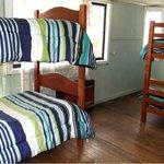 Dormitorios mixtos compartidos