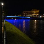 River Ness from in front of Strathness House