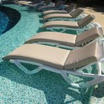 lounges IN pool!