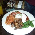 The Carnivore breakfast