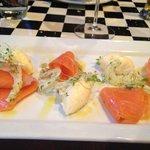 Delicious Salmon Entree