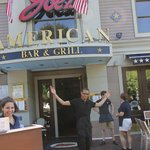 Great staff with great attitude at Joe's American Bar & Grill  |  100 Atlantic Ave, Boston, MA