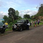 Combine Jeep and Motorcycle tour: Mui Ne - Hoi An. In Central Highlands
