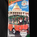 iphone pic of the Boston Old Trolley Tour Brochure Old Town Trolley Tours  |  200 Atlantic Ave.,