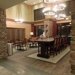 Lobby/Breakfast Area
