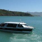 The Ferry to Lyttelton