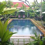 Moon Boutique Swimming Pool