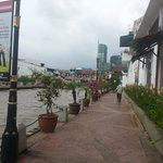 river walk~back from Jonker st