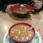 Hot and sour & soup of the day