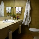 Bathroom at Grand Lapa