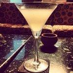 One of Yogi's amazing cocktails!