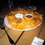 Small Nachos... SMALL NOW