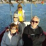 Promenade en barque sur la lagune