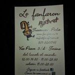 Photo of Le Fanfaron Bistrot
