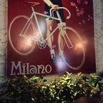 bike themed restaurant