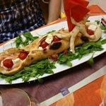 Pizza barchetta